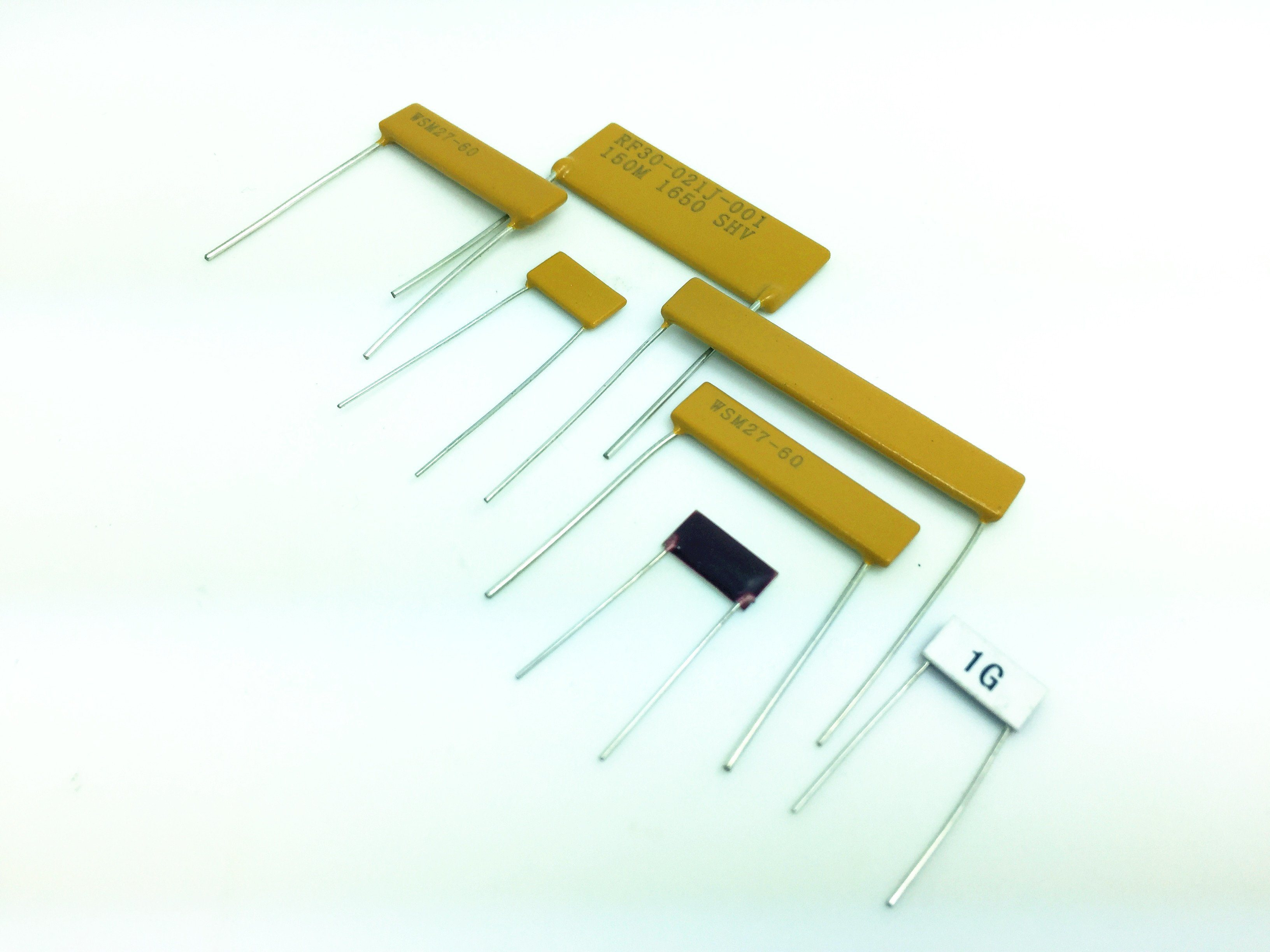 High Voltage Thick Film Resistor