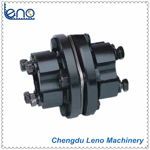 High Torque Load Aluminum Disc Coupling for Servo Motor