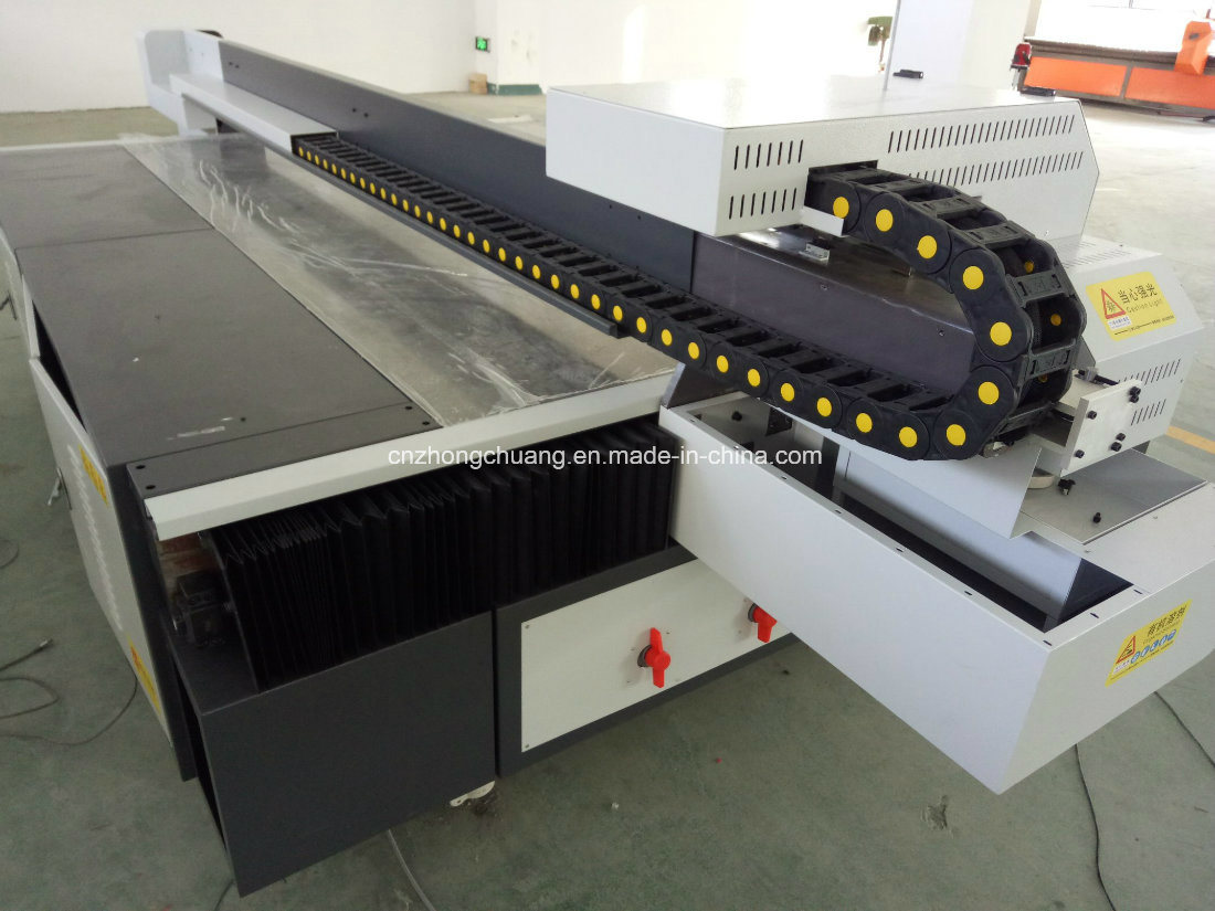 3D Ceramic Tile Wall Wide Format UV Flatbed Printer