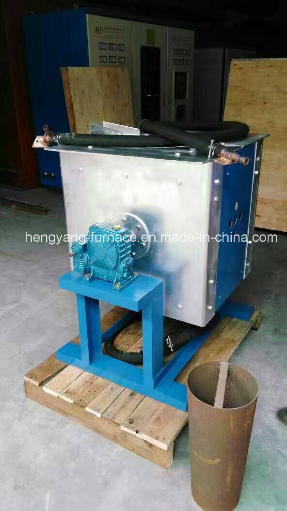 50kg Gold Silver Induction Melting Furnace