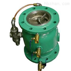 Minimized Resistance Anti Pollution Isolating Valve (LHS743X)