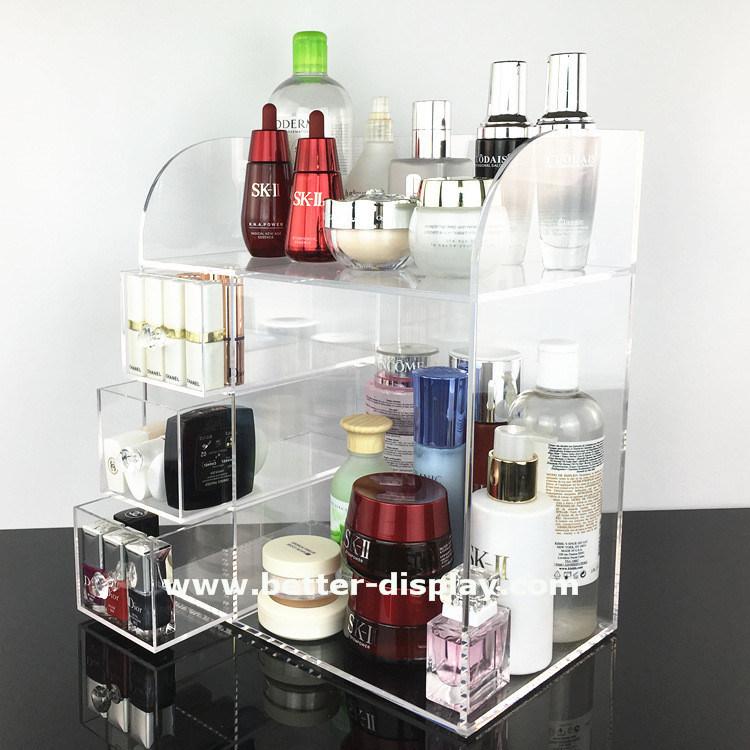 Makeup Organizer Acrylic Cosmetic Wholesale Factory