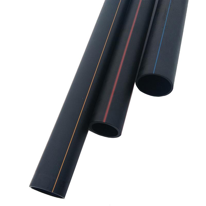 Professional Manufacturer Plastic PE Drain Pipeline
