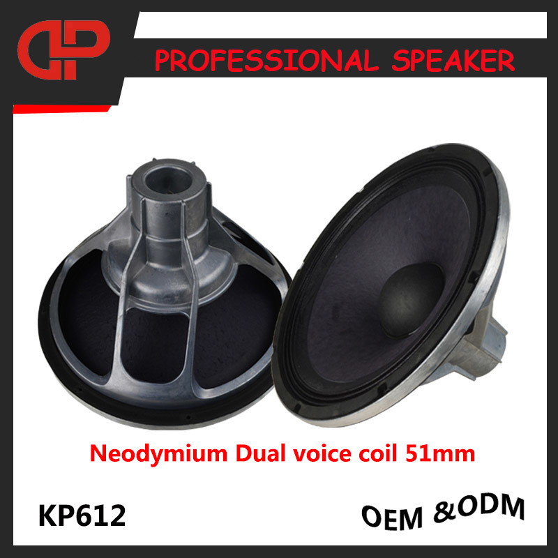 Stage PRO Audio Speaker Kp612 12 Inch Speake