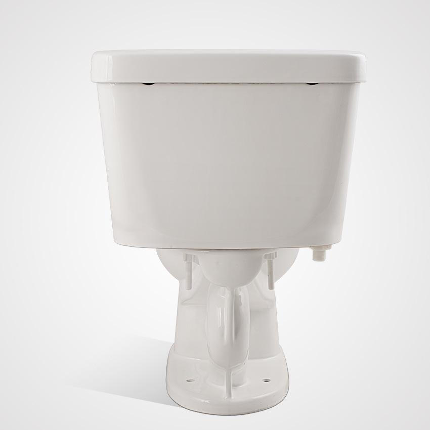 Ceramic Economic Siphonic Flush Side Handle Children Toilet