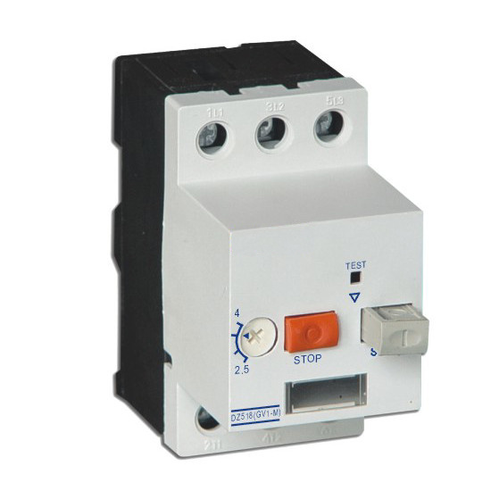 Motor Protector Motor Protection Circuit Breaker Dz518 (GV2-ME)