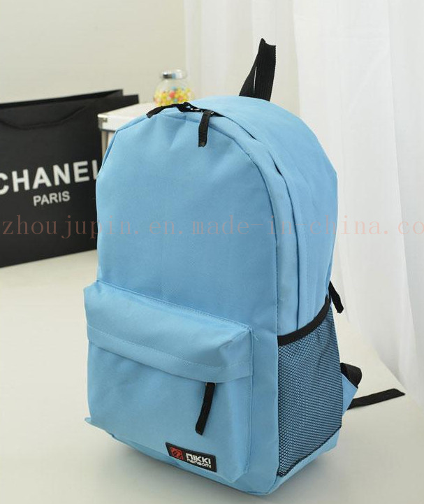 OEM Hot Sale Leisure Nylon Promotional Children Packsack School Bag