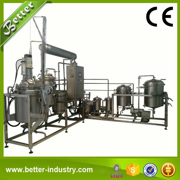 Herbal Moringa Leaf Extraction Machine