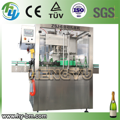 Sparkling Wine / Champagne Ligating Machine