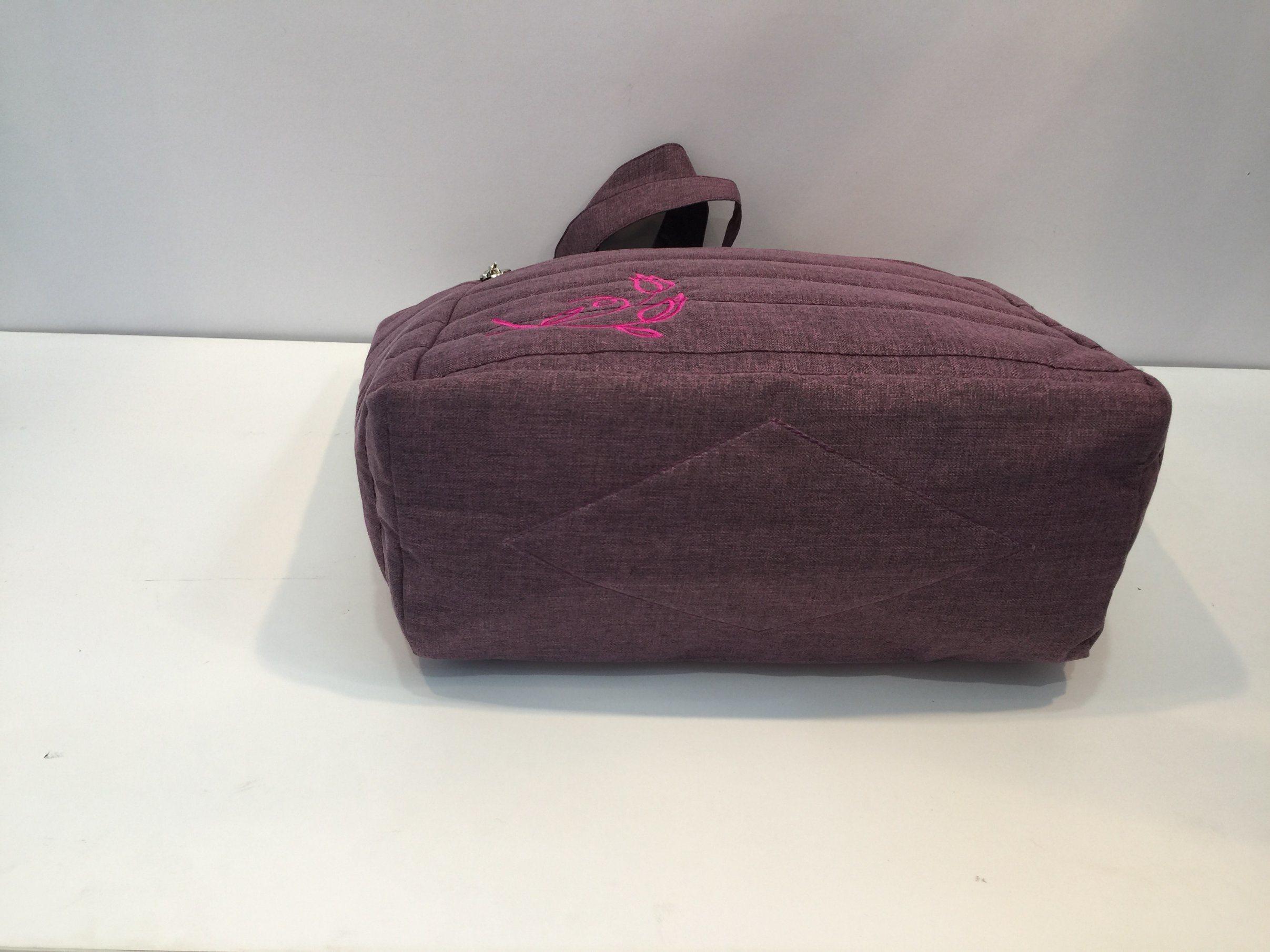 Snowflake Cloth Shopping Bags Ladies Shoulder Bags