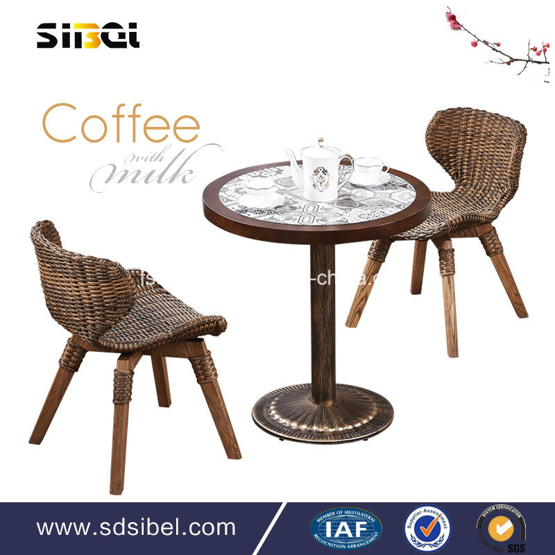 Industral Wood Table Coffee Table Sbe-CZ0617