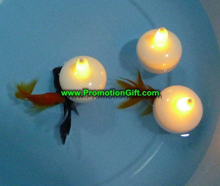 Floating LED Candle (JE1025D)
