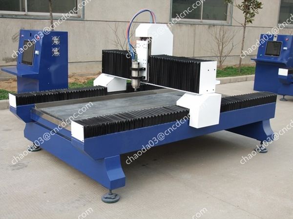 Stone CNC Router for Monument Gravestone Headstone Tombstone Engraving