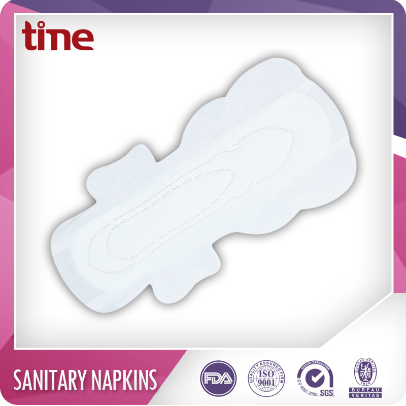 Feminine Hygiene Product Cotton Sanitary Napkins Sanitary Pads