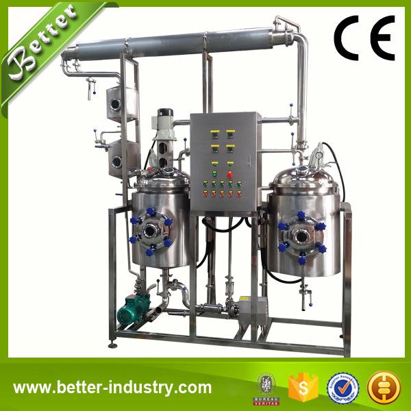 Lab Scale Essential Oil Extractor Machine