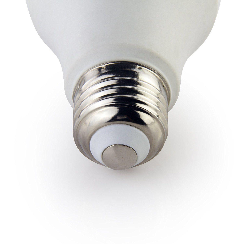 6W A60 SMD Cool White LED Energy Saving Light Bulb Globe Lamp 100 - 250V (Cool White)
