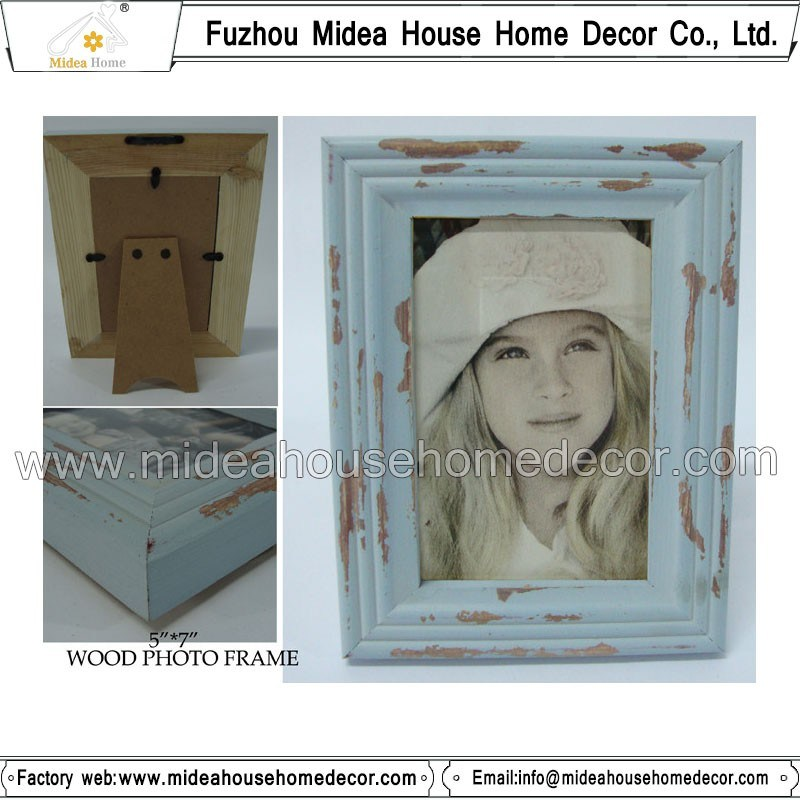 Solid Wood Beautiful Baby Photo Frame