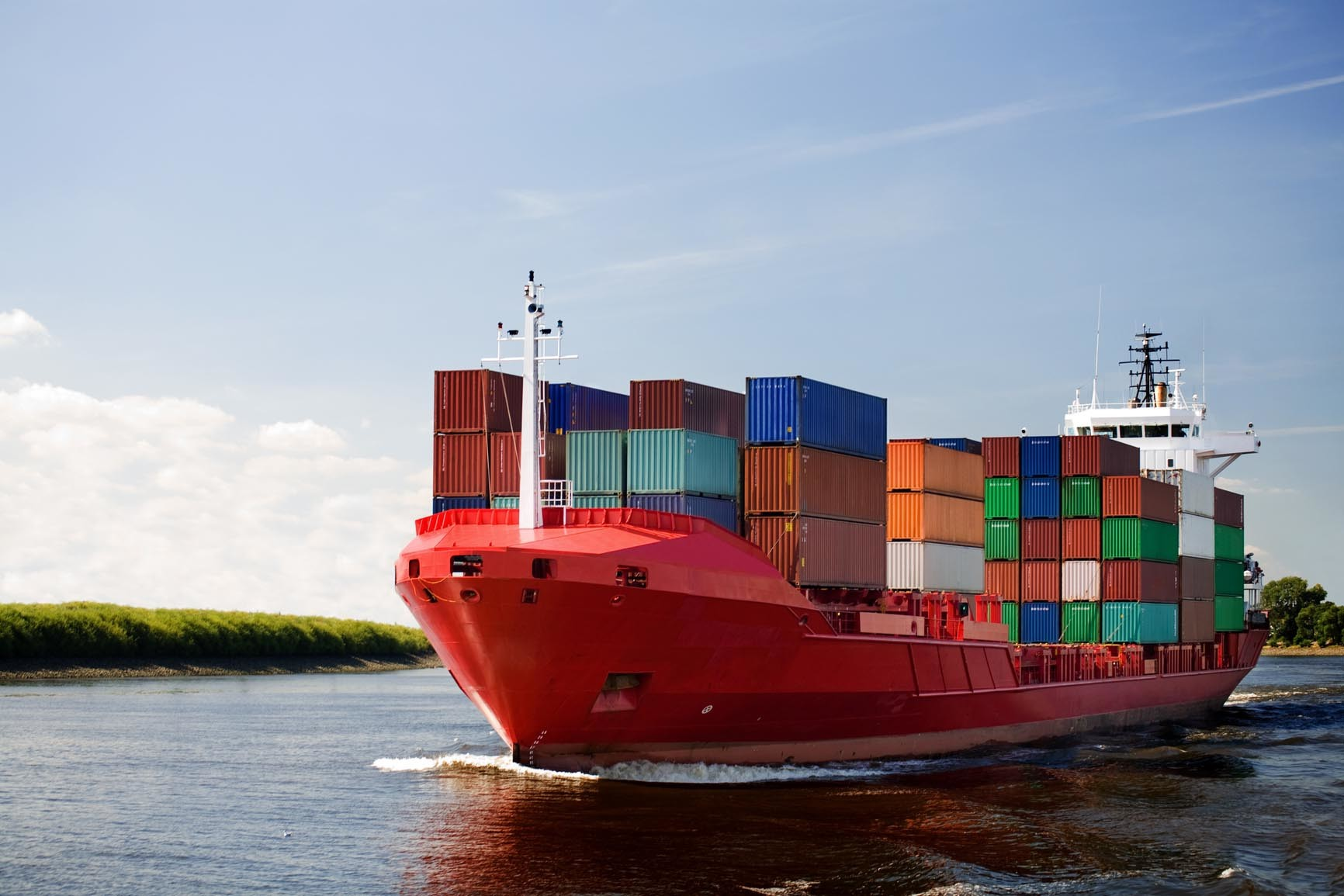 Consolidate Shipping From Qingdao to Kuwait