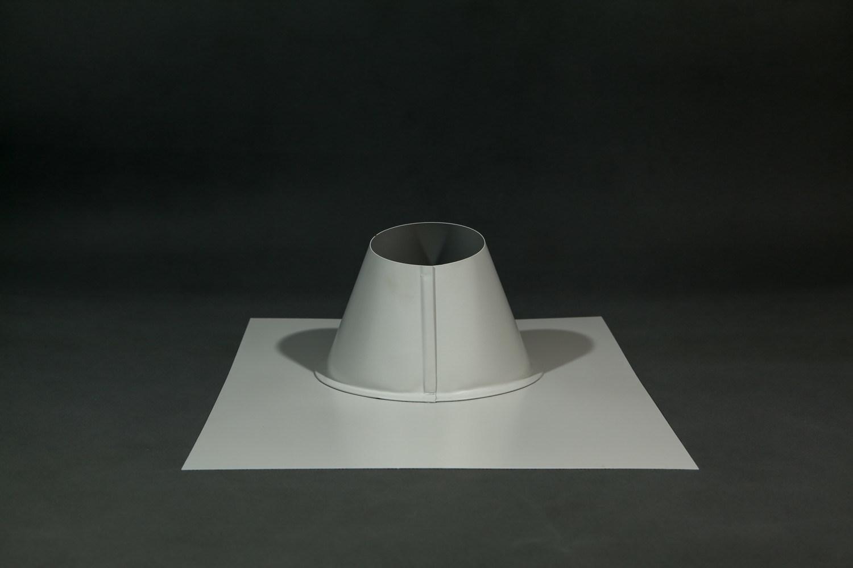 """Powder Coating 3"""" Roof Flashing"""