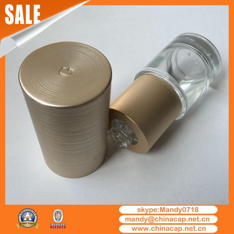 Sale Metal Screw Aluminium Cap for Perfume Bottle