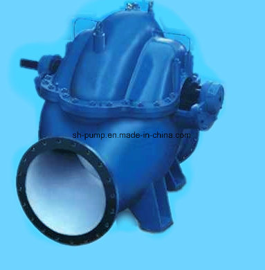 Ots Types Double-Suction Axial Split Volute Casing Sea Water Centrifugal Pump