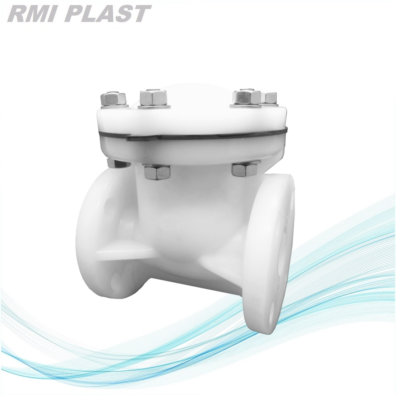 Swing Type Plastic Check Valve