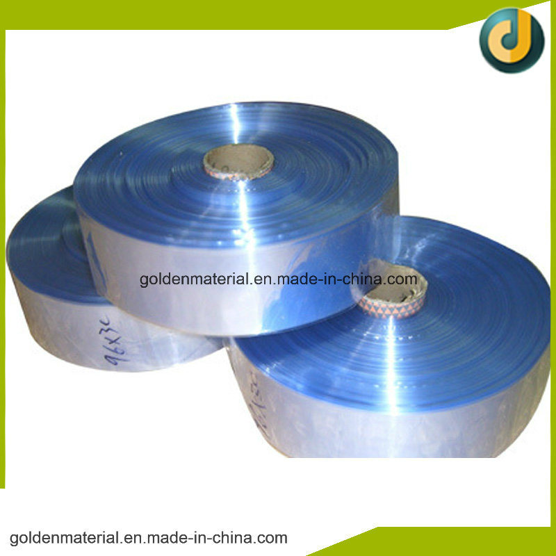 Rigid PVC Blue Clear Plastic Film for Pharmaceutical Used Medical Grade