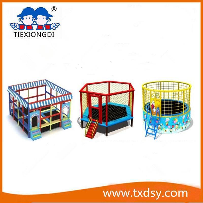Wonderful Trampoline for Adults with Foam Pit (TXD16-10701)