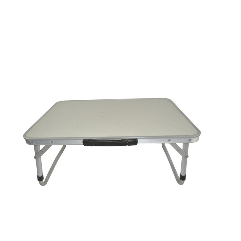 Folding Laptop Desk Portable Table Breakfast Bed Tray (M)
