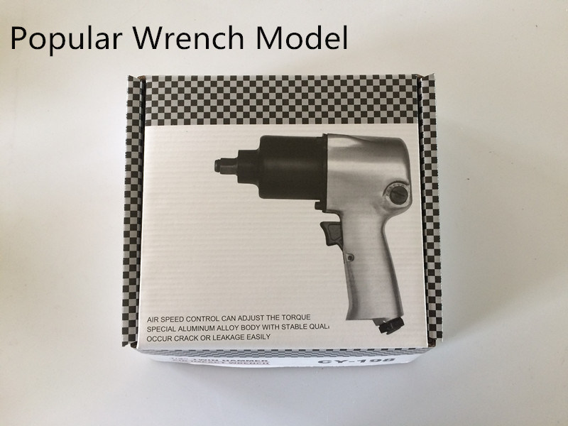 "DIY High Performance 1/2"" Air Impact Wrench"