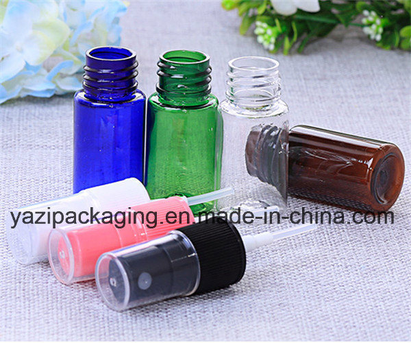 10ml Pet Plastic Bottle with Sprayer