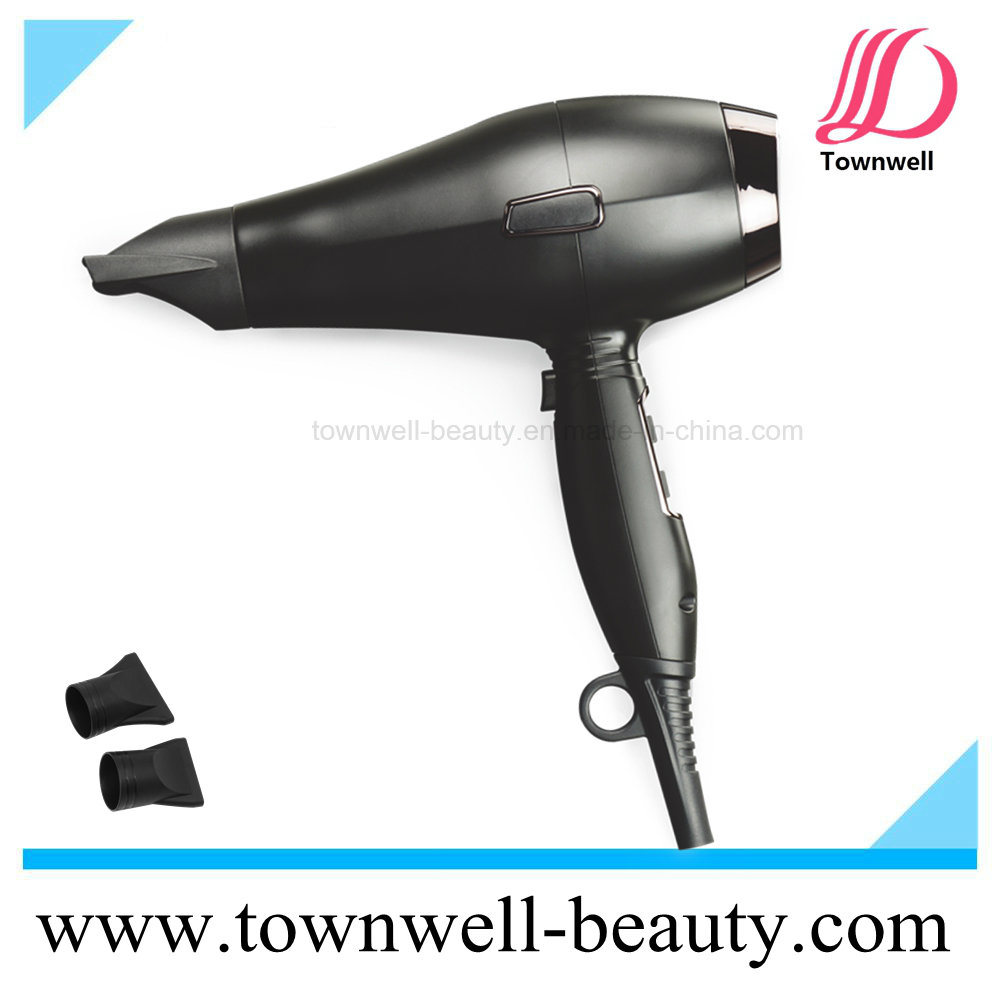New AC Hair Dryer with Ion Generator and Cool Switch Design