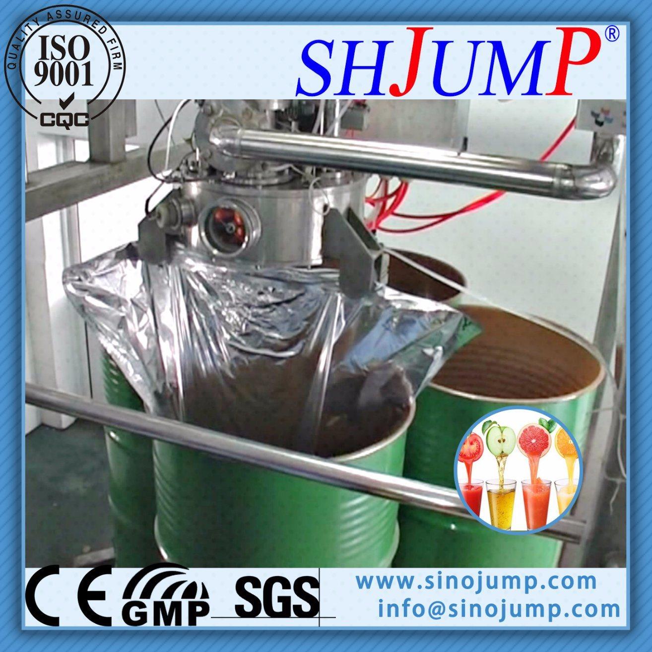 High-Tech Cold Pressed Orange Juice Processing Line