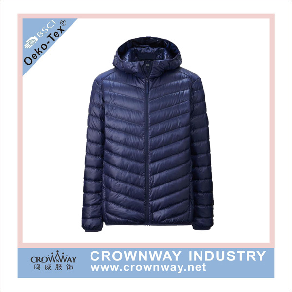 Men Winter 100% Cotton Padded Jacket