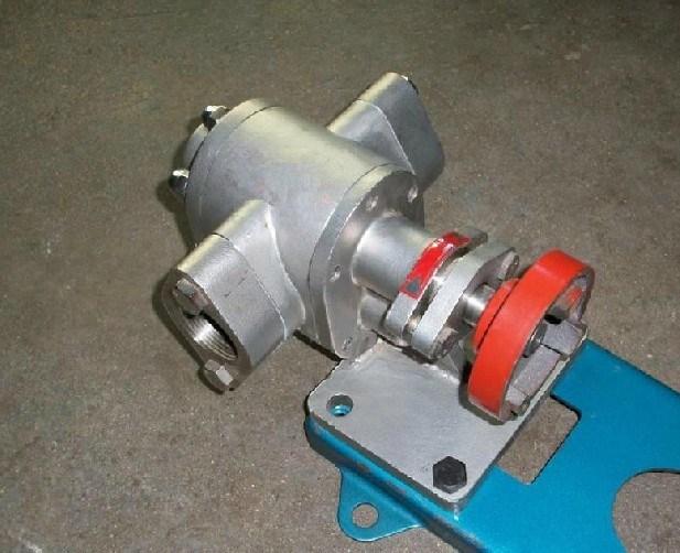 Hydraulic Pump Gear Oil Pump KCB55 Low Pressure Pump