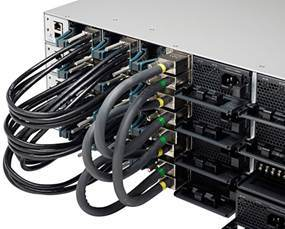 New Cisco 24 Port Gigabit Ethernet Network Switch (WS-C3850-24T-E)