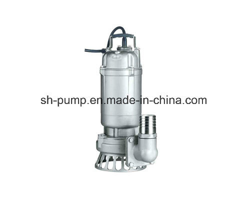 Wq Types Transferring Anti-Winding Wastewater Pump
