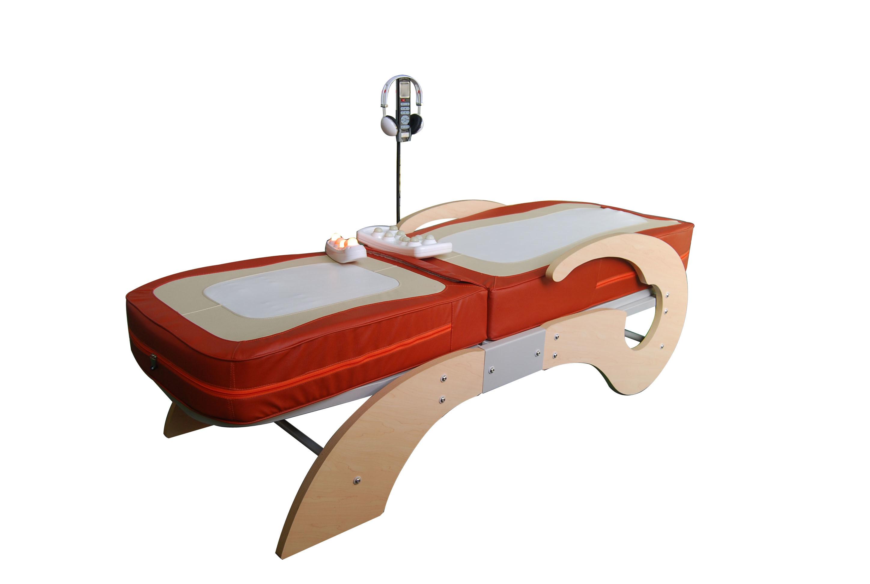 Music Jade Massage Bed