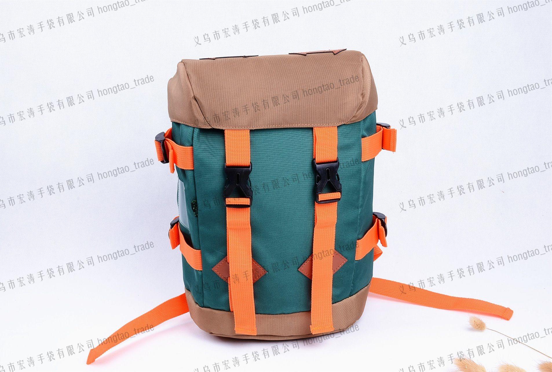 900d Nylon Waterproof Korean Style School Cover Bag Backpack