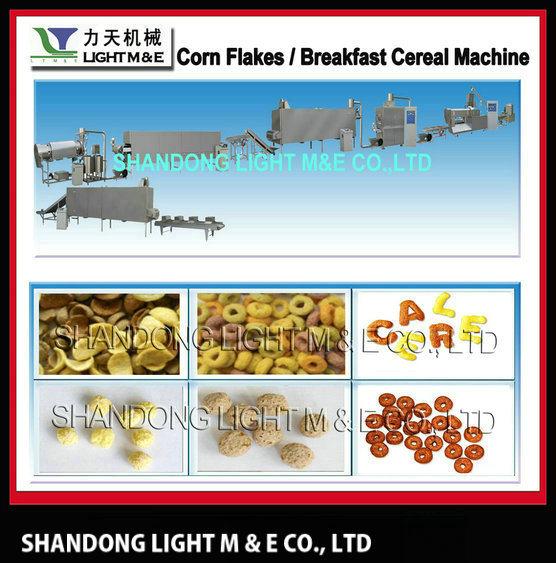 Corn Flakes Production Line (LT65)