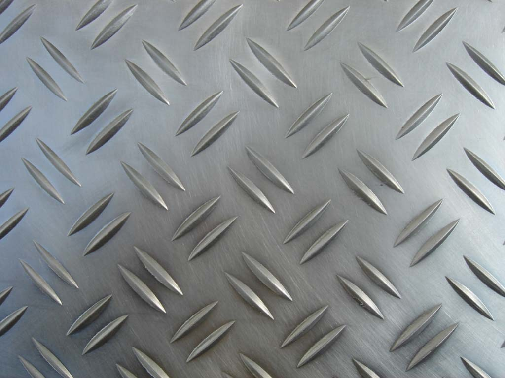China stainless steel chequered plate sheet