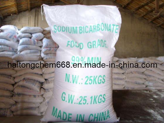 Sodium Bicarbonate Food Grade (CASNo: 144-55-8)