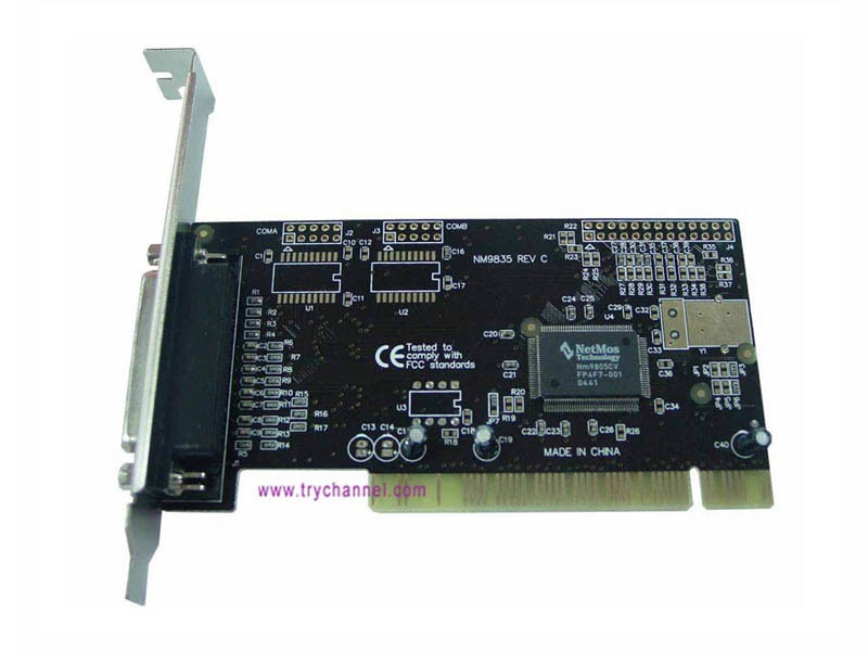 PCI-Express 1 port Parallel Controller ...