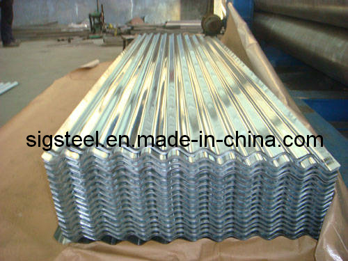 Customised Galvanized Corrugated Steel Sheet