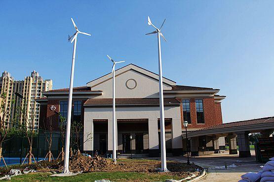 Wind Turbine (Wind Generator 2KW)