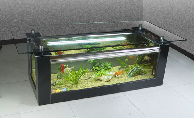 Aquarium Tank (Tea Table)-Rectangle - China Aquarium, Auqarium Tank