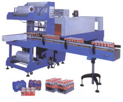 Automatic Bottle Sleeve Shrink Wrapping /Packaging Machine (ST6030+SM6040)