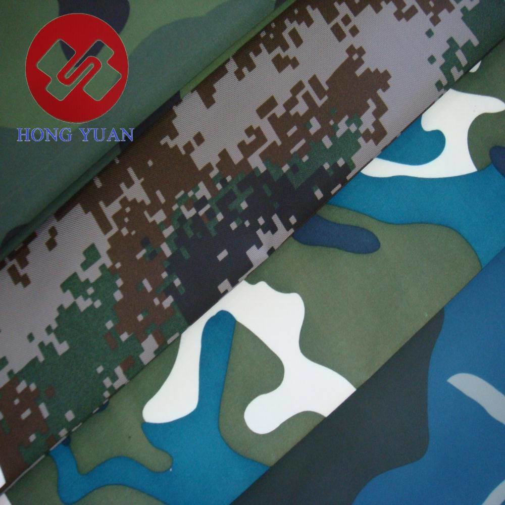 Camouflage Military Fabric (CAMOU010)