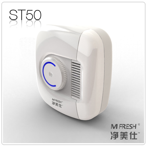 Mfresh St50 Plug-in Ceramic Tube Ozonator