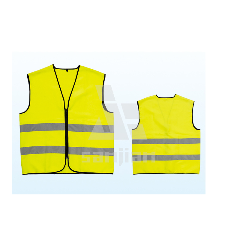 Jy-7004 High Visibility Reflective Protective Vest